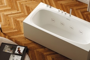 TEUCO - bathtub outline
